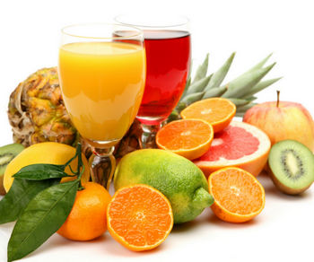 Продукты и напитки с витамином C