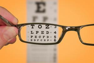 Очки и проверка зрения