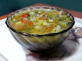Суп из сельдерея - миф или реальность.