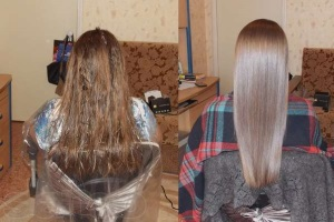 Экранирование волос что это и как делать.