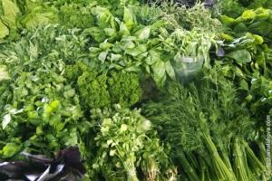 Зелень пищевая