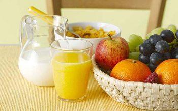 молочно-фруктовая диета
