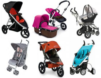 Выбираем детскую коляску