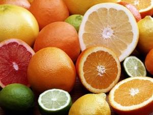 Апельсин, грейпфрут, лайм и лимон