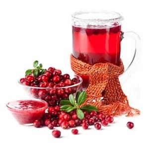 Варенье и сок из клюквы