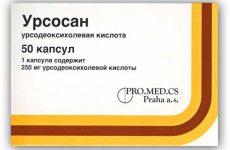 Дешевые аналоги и заменители препарата урсосан: список с ценами