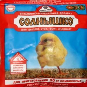 Фото витаминов для цыплят