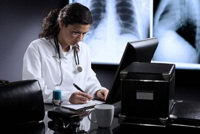 Описание рентгеновского снимка