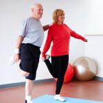 Комплексные упражнения при артрозе коленного сустава