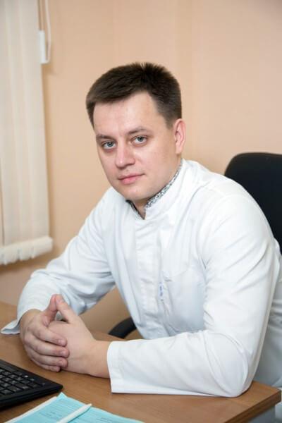 Врач онкоуролог Л.Константинов