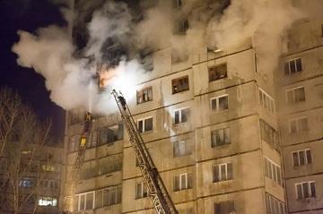 Угарный газ при пожаре