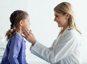 Щитовидная железа у детей