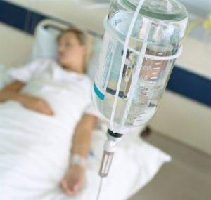 Дезинтоксикационная терапия