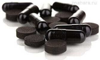 Активированный уголь при язвенной болезни желудка и двенадцатиперстной кишки