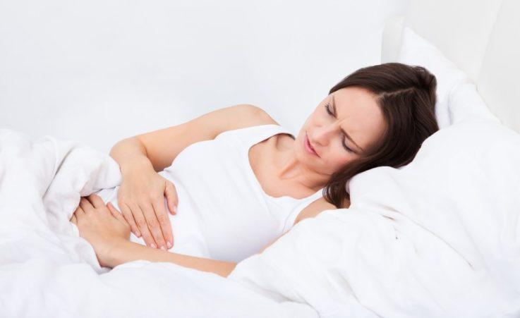 Болезненные менструации