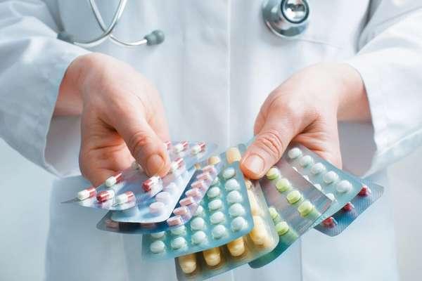 Лечение медикаментозными препаратами