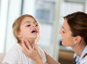 Фарингит у ребенка