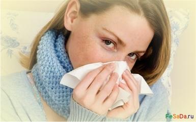 Насморк на даче - причины, симптомы, лечение