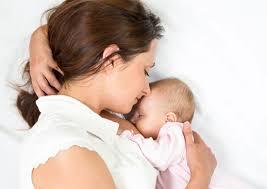 близость с мамой