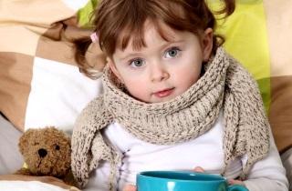 Почему у ребенка возникает кашель без температуры ночью
