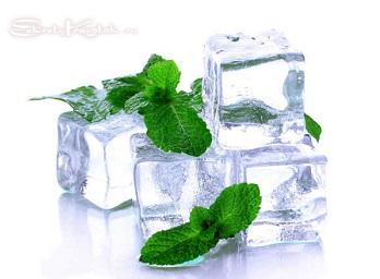 лед от жжения во рту