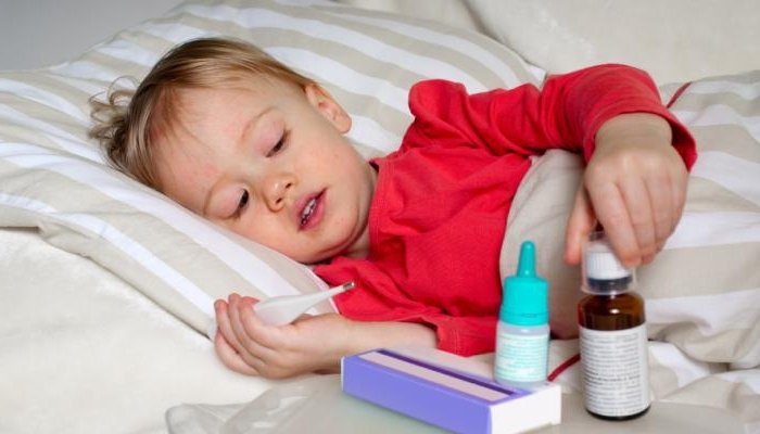 Лечение ларингита у ребенка