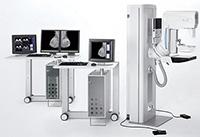 Состав цифрового маммографического комплекса