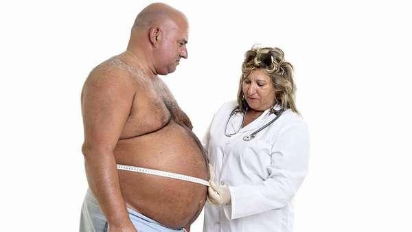Виды ожирения 1 степени