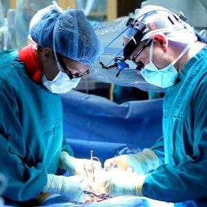 Виды операций при паховой грыже: