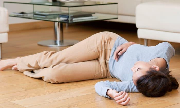 Потеря сознания наблюдается при передозировке