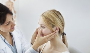 Cиндром Стивенса-Джонсона поражает слизистые оболочки