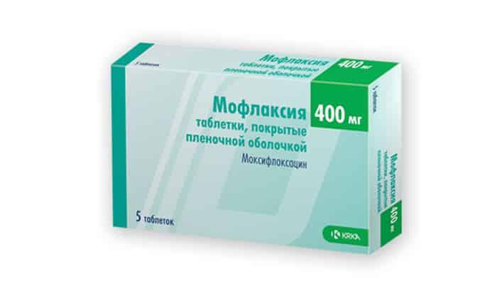 Одним из аналогов препарата Ротомокс 400 является Мофлаксия