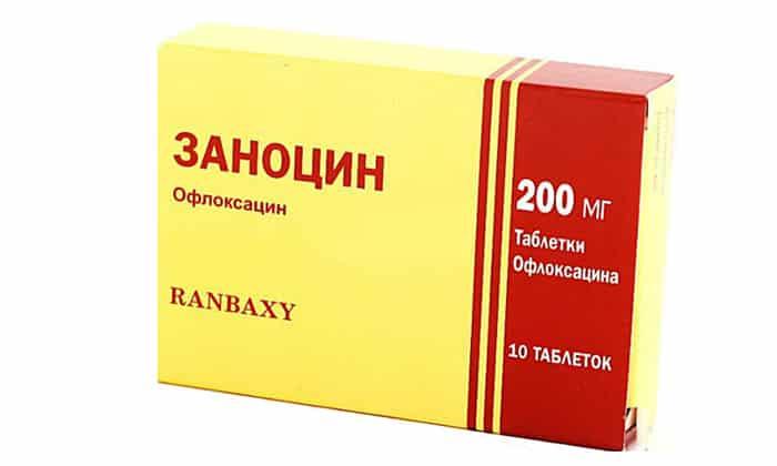 Одним из аналогов препарата Ротомокс 400 является Заноцин