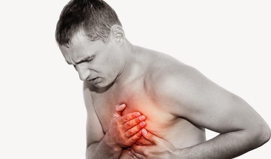 Колит в груди: лечение и экстренная помощь