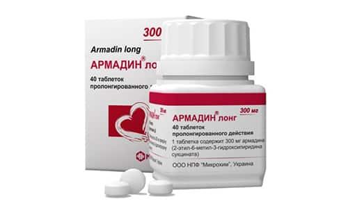 Эффективность Armadine Лонг наиболее высока в тех случаях, когда заболевание проходит ранние стадии