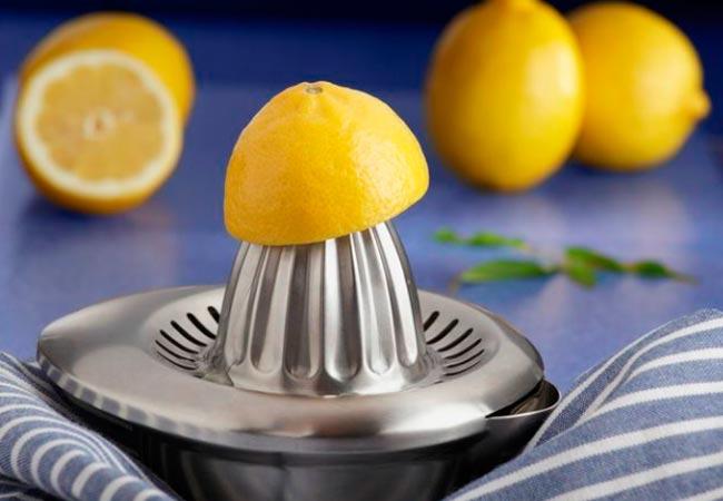Лимонный сок для очистки печени