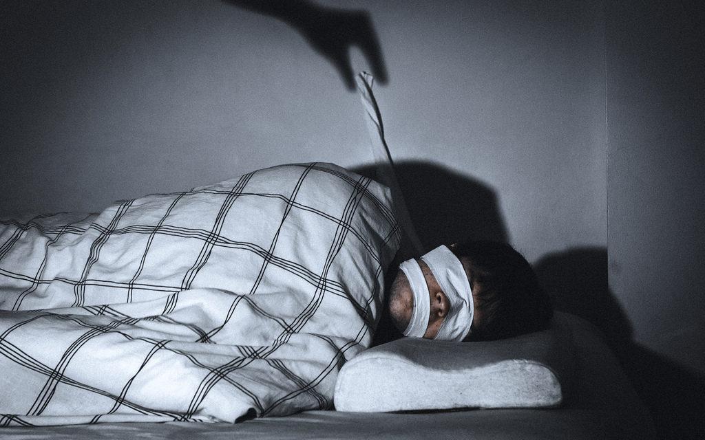 паралич во сне после пробуждения