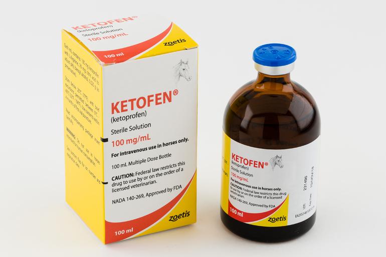 Раствор кетофена