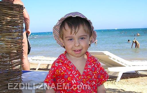 Отдых с детьми в Египте