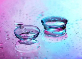 Разновидность контактных линз