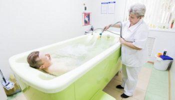 Лечение кишечника в санатории