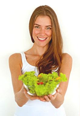 33 отличных способа контролировать свой аппетит — миска салата