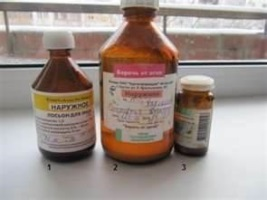 Жидкие препараты