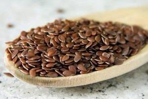 Семена льна и его полезные свойства.
