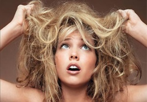 Восстановление сухих волос в домашних условиях.