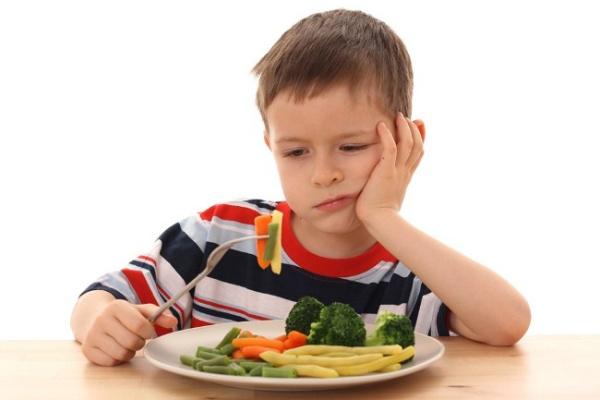 Мальчик без аппетита