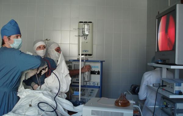 Операция по удалению Аденоиды.