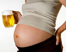 Пиво при беременности - ответы на вопросы.