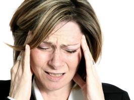 Боль в голове при шейном остеохондрозе.