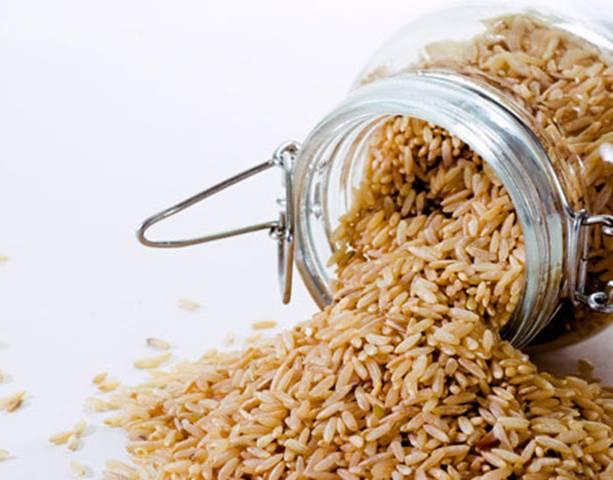 Бурый рис полезнее своего белого собрата